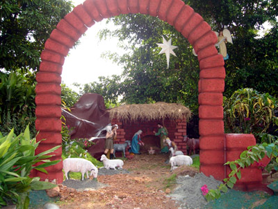 xmas crib-wise men,shepherds